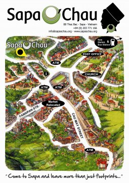 Map Sapa Town updated3
